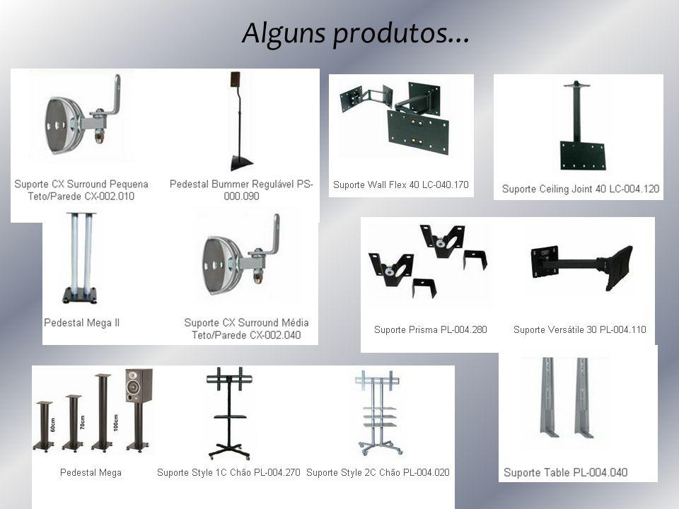 Alguns produtos...