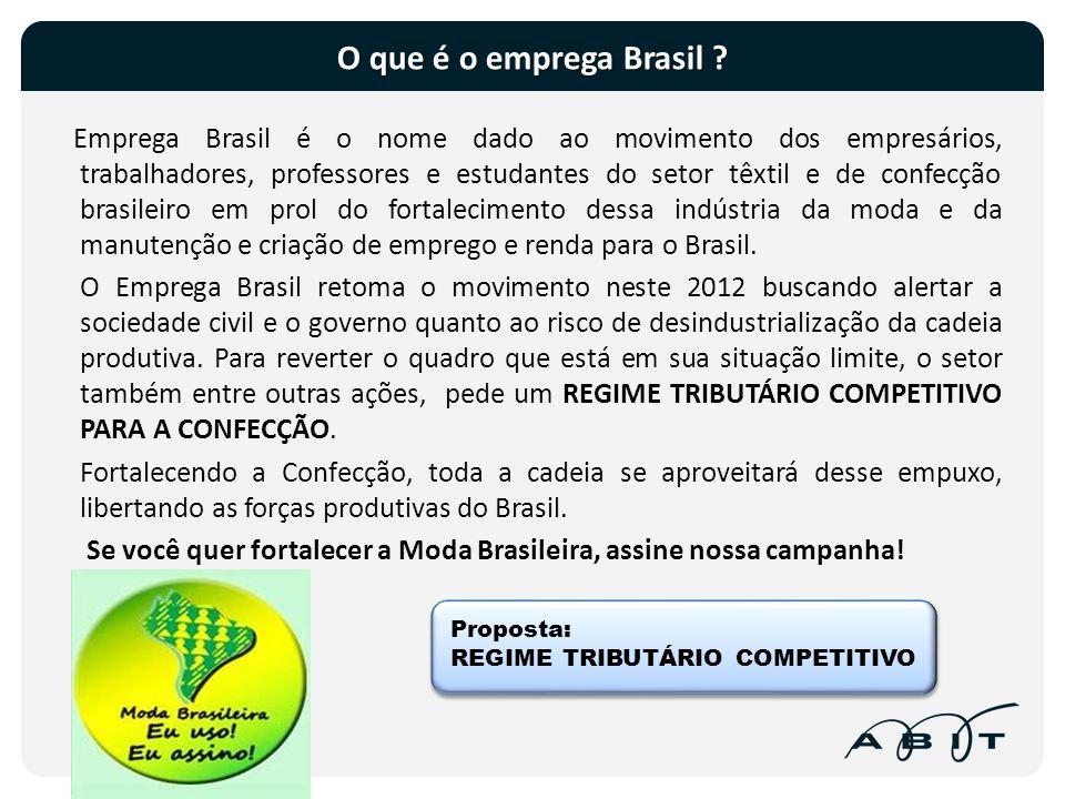 O que é o emprega Brasil