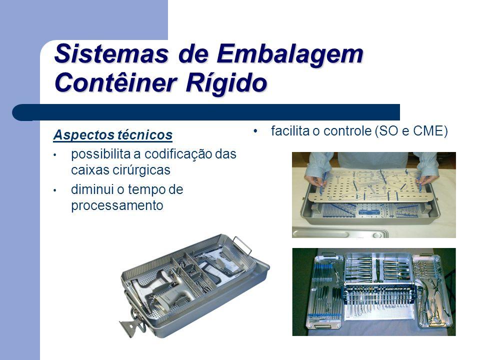 Sistemas de Embalagem Contêiner Rígido