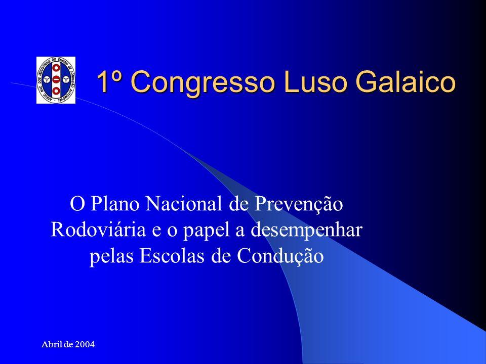 1º Congresso Luso Galaico