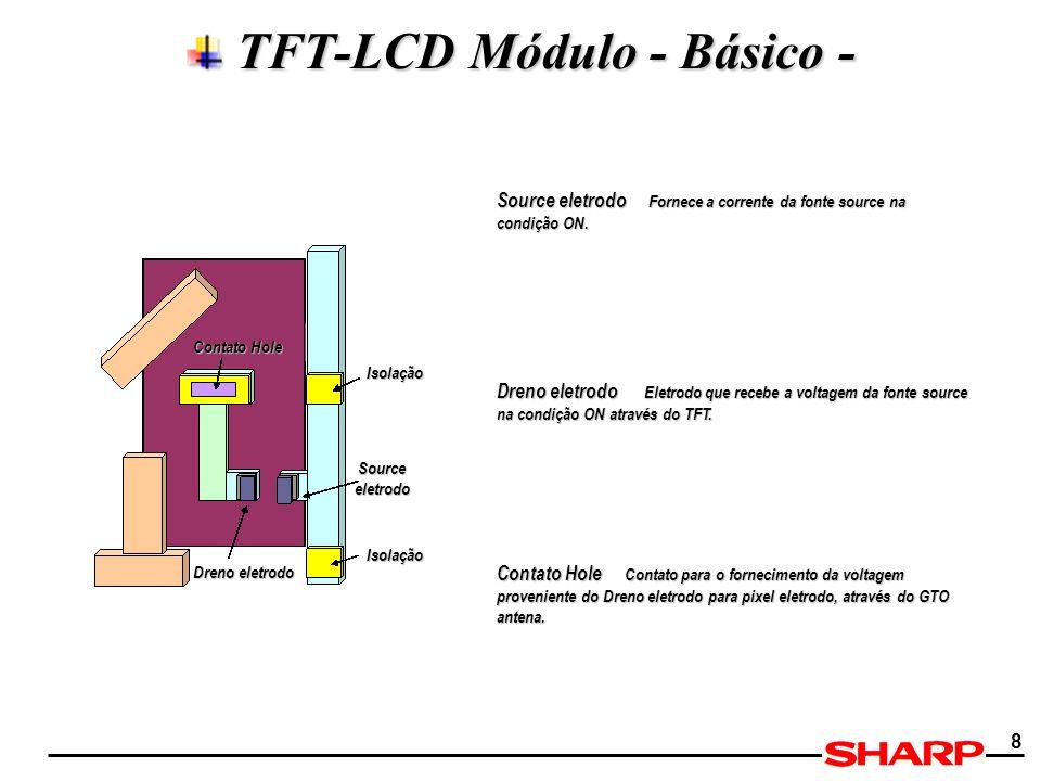 TFT-LCD Módulo - Básico -