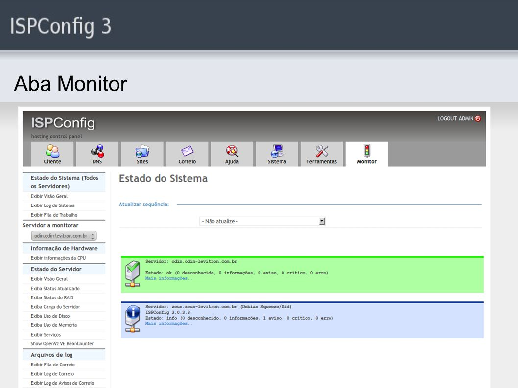 Aba Monitor