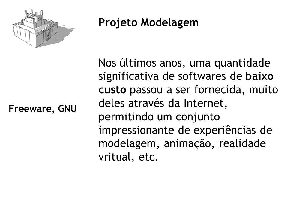 Projeto Modelagem