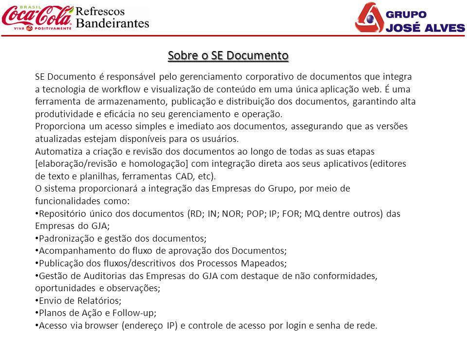 Sobre o SE Documento