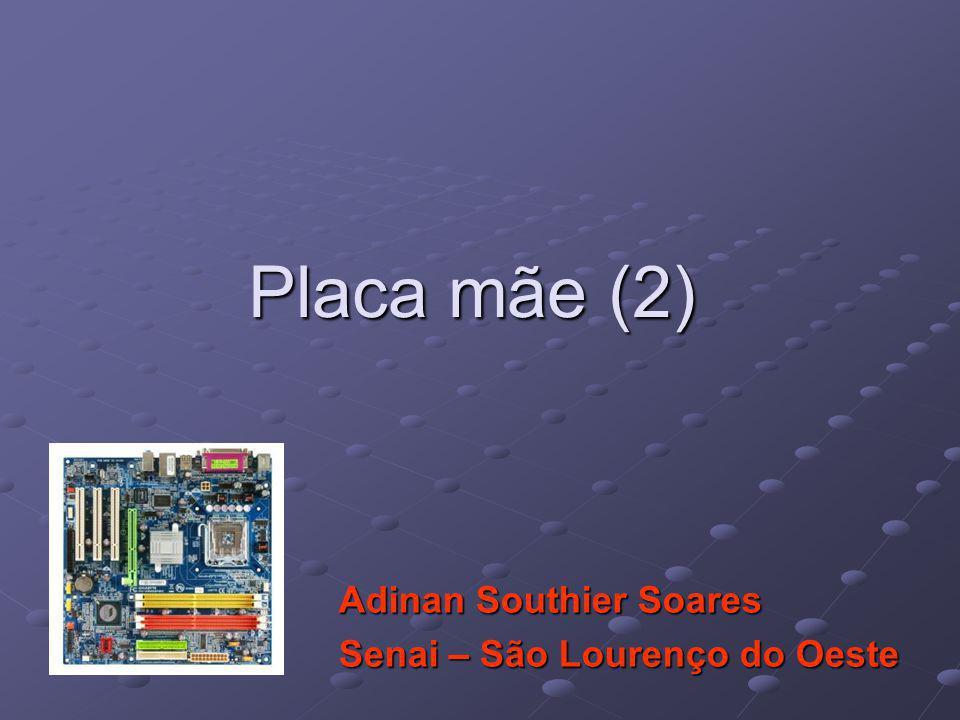 Adinan Southier Soares Senai – São Lourenço do Oeste
