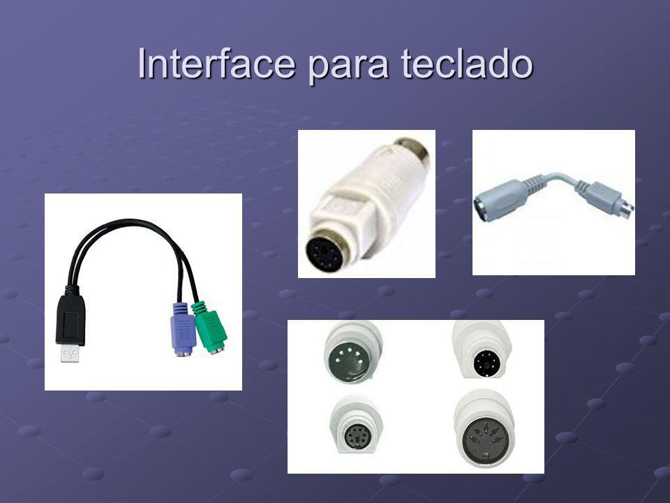 Interface para teclado