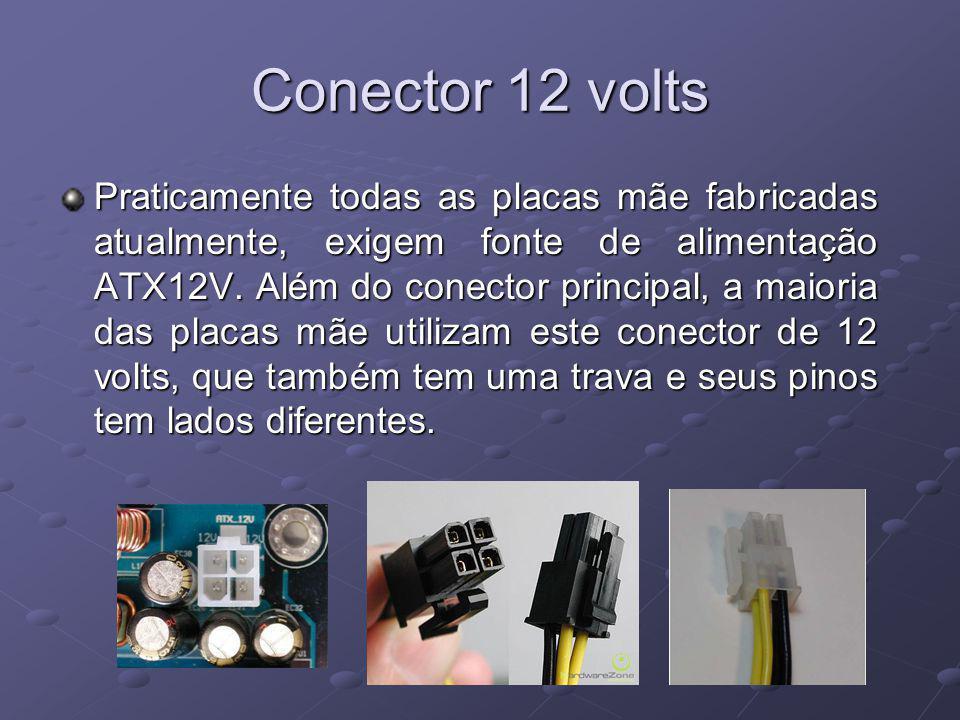Conector 12 volts