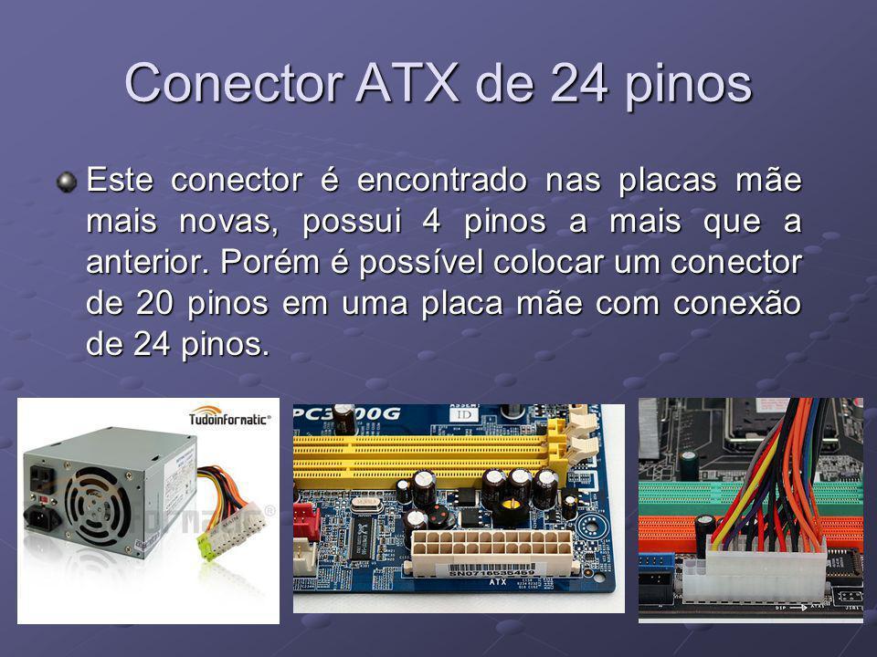Conector ATX de 24 pinos