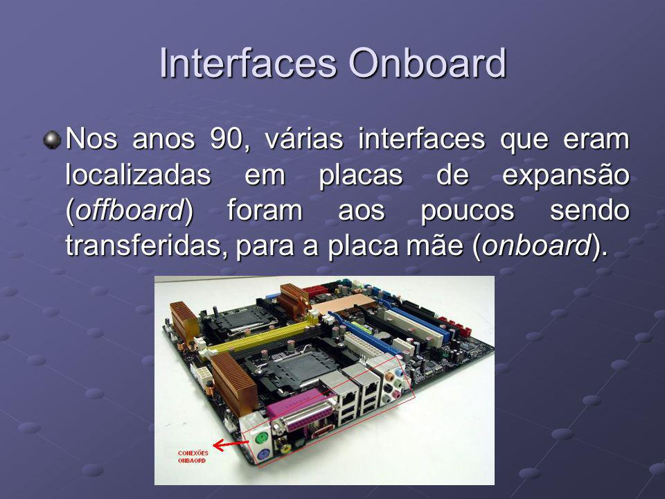 Interfaces Onboard