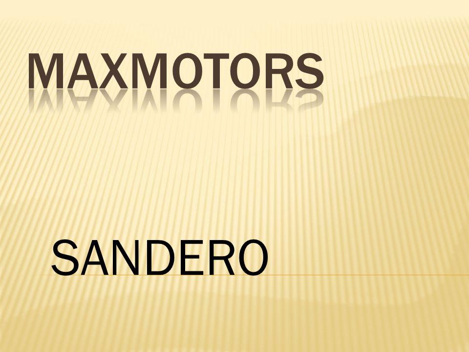 MAXMOTORS SANDERO