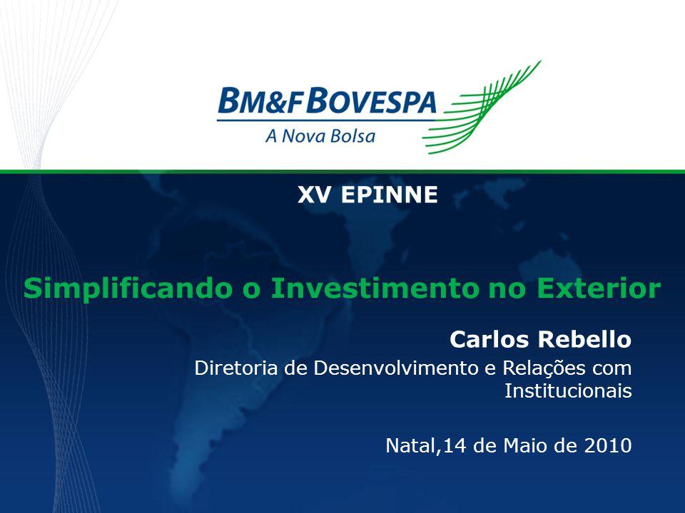 Simplificando o Investimento no Exterior