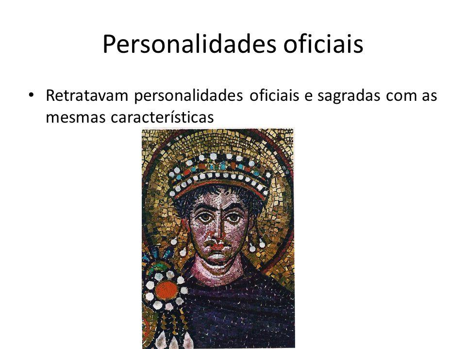 Personalidades oficiais