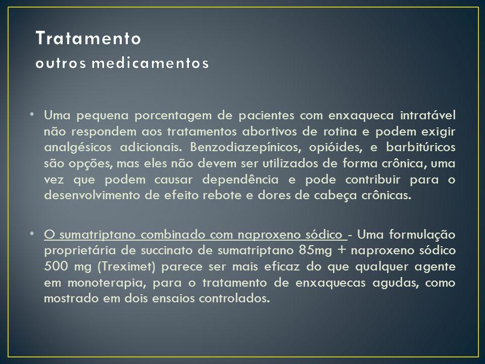 Tratamento outros medicamentos