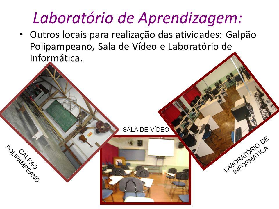 Laboratório de Aprendizagem: