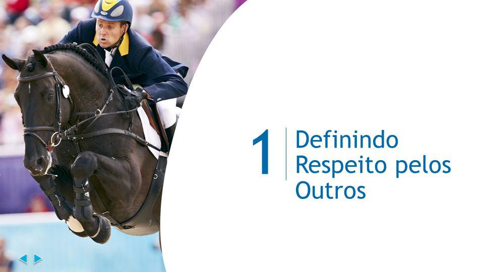 Definindo Respeito pelos Outros