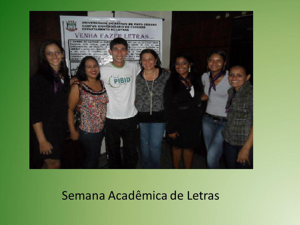 Semana Acadêmica de Letras