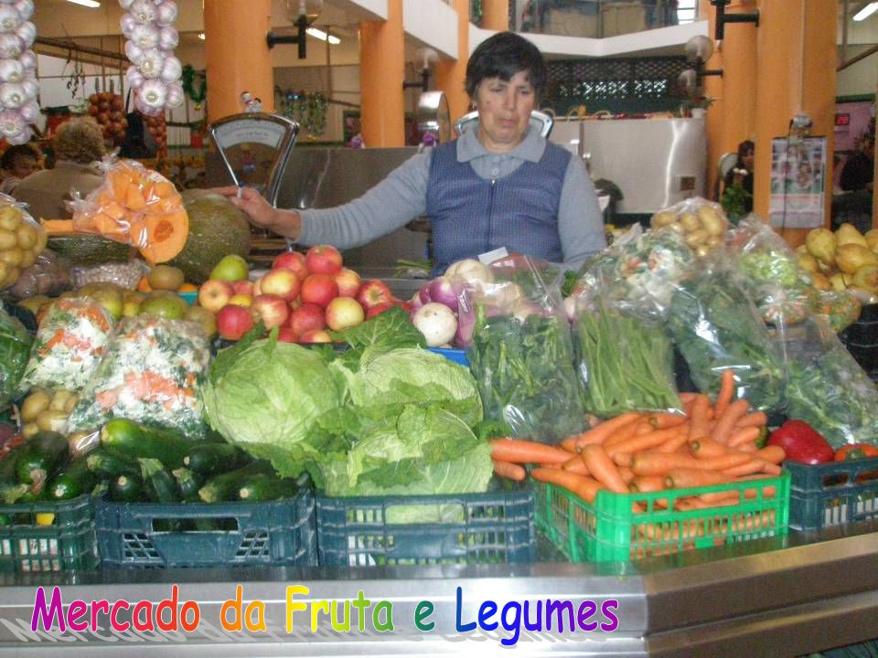 Mercado da Fruta e Legumes