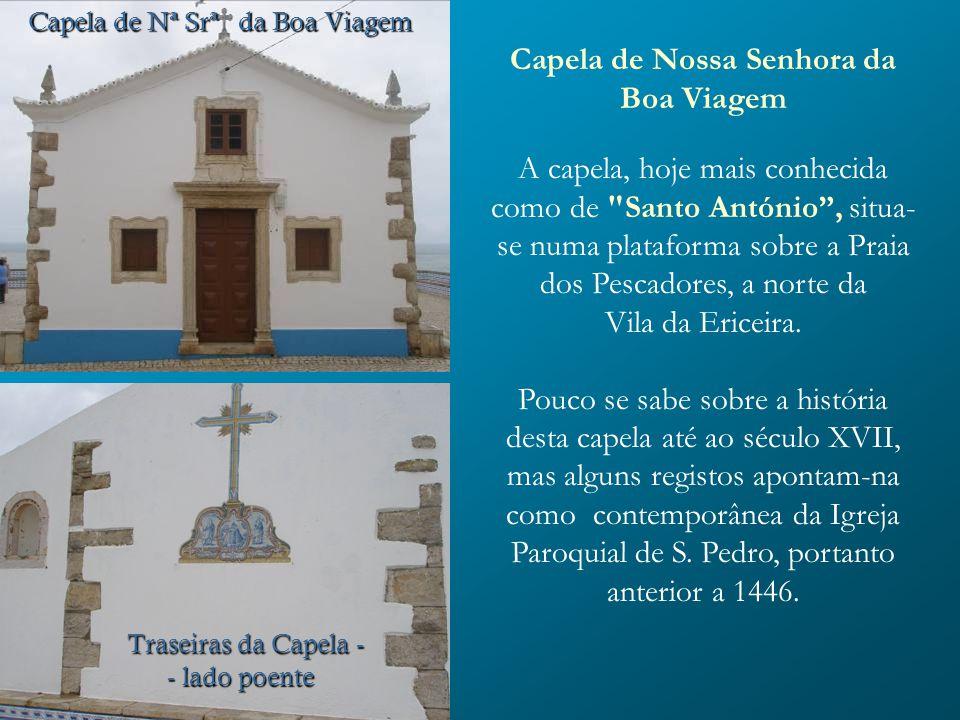 Capela de Nª Srª da Boa Viagem