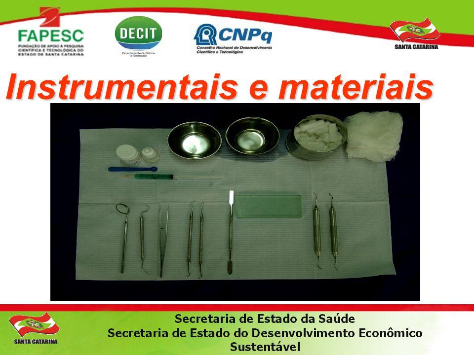Instrumentais e materiais
