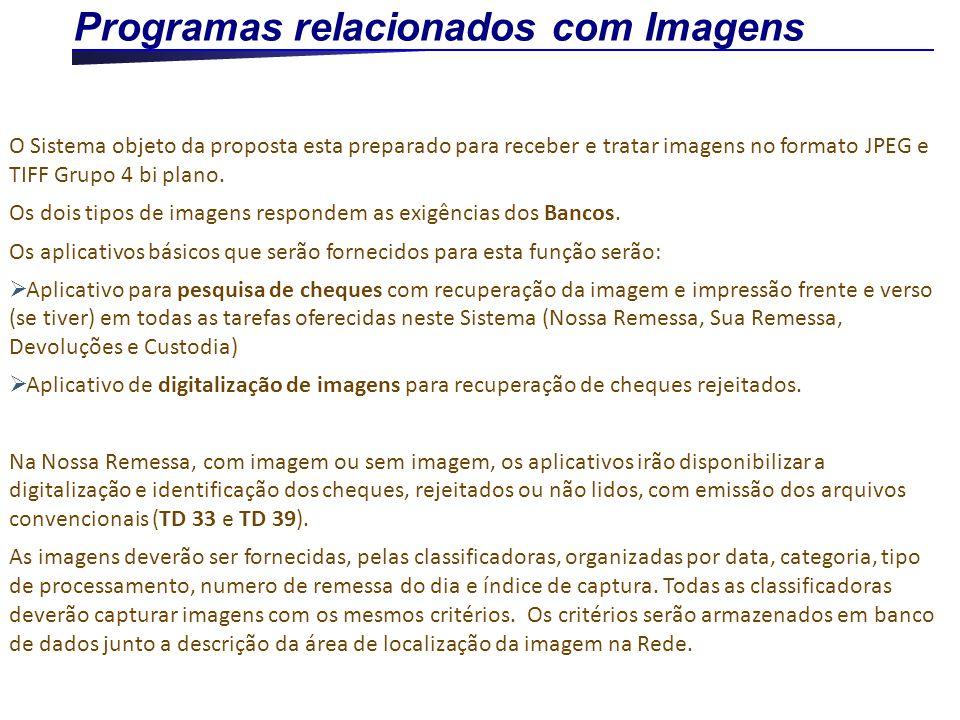 Programas relacionados com Imagens