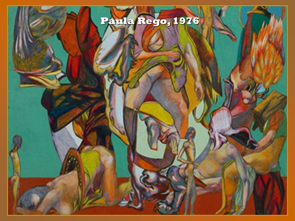 Paula Rego, 1976