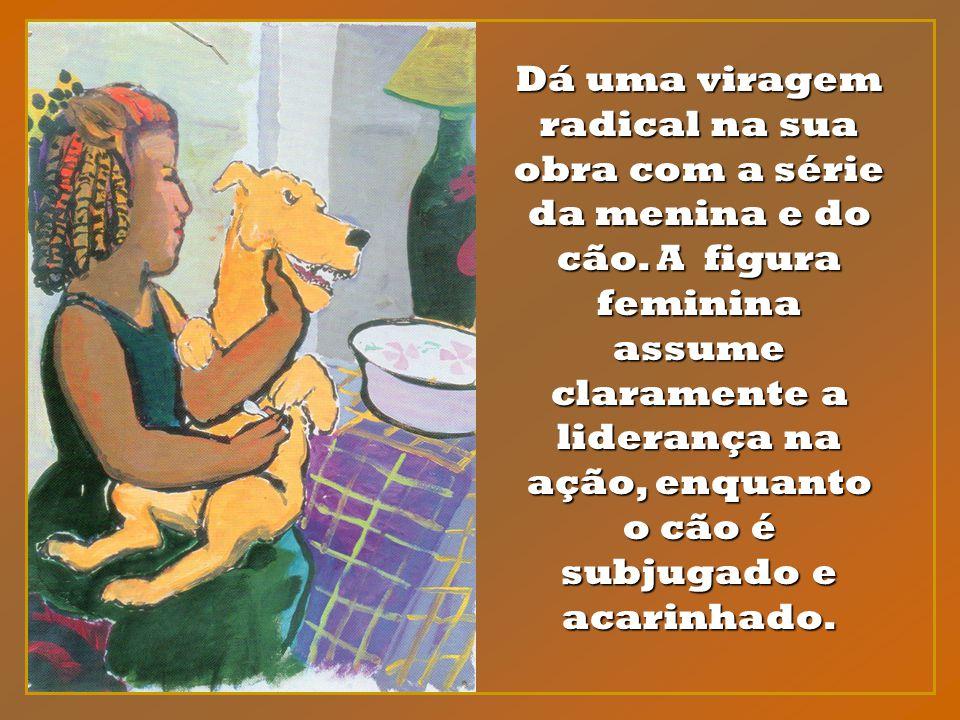 Dá uma viragem radical na sua obra com a série da menina e do cão