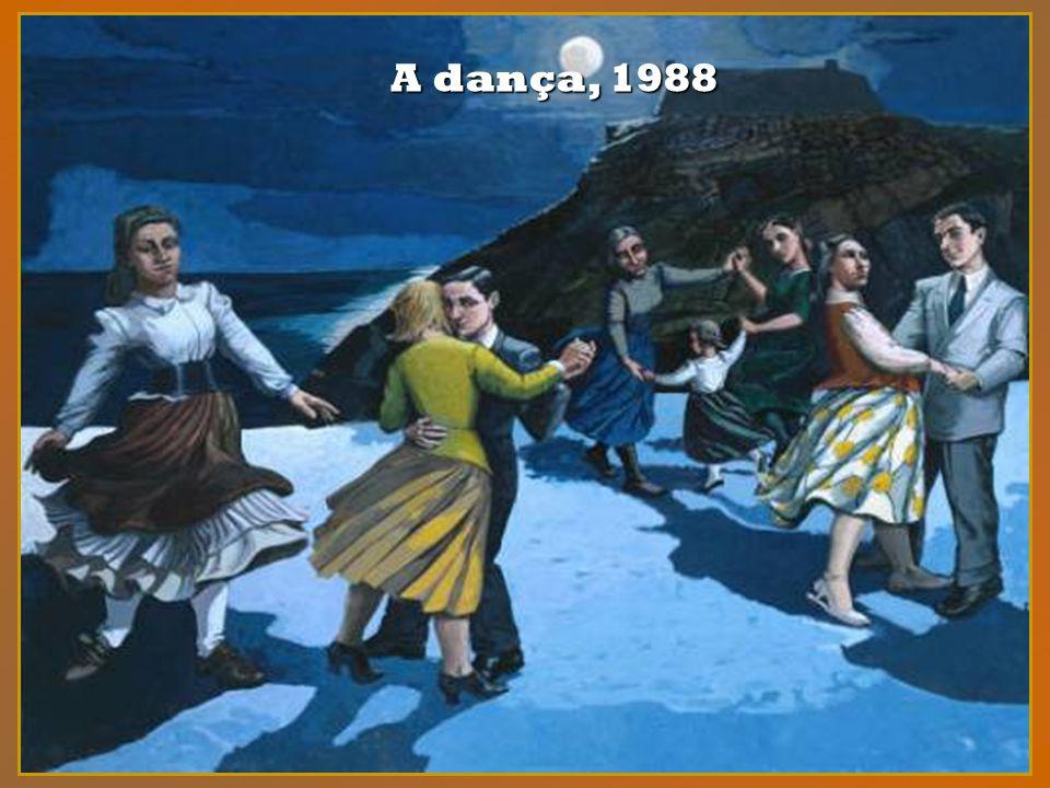 A dança, 1988