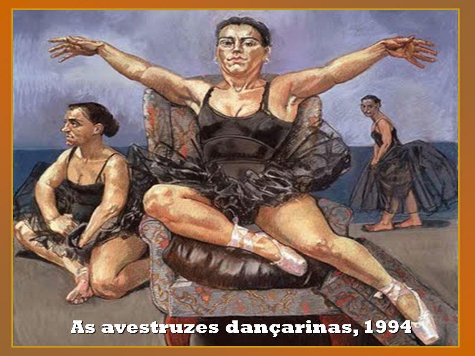 As avestruzes dançarinas, 1994