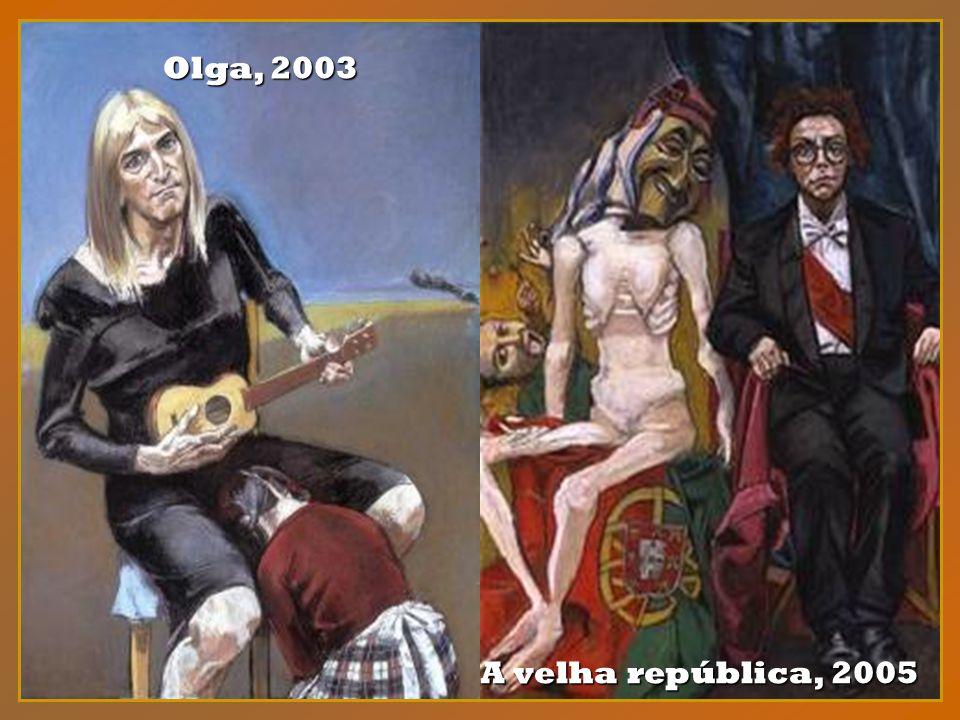 Olga, 2003 A velha república, 2005