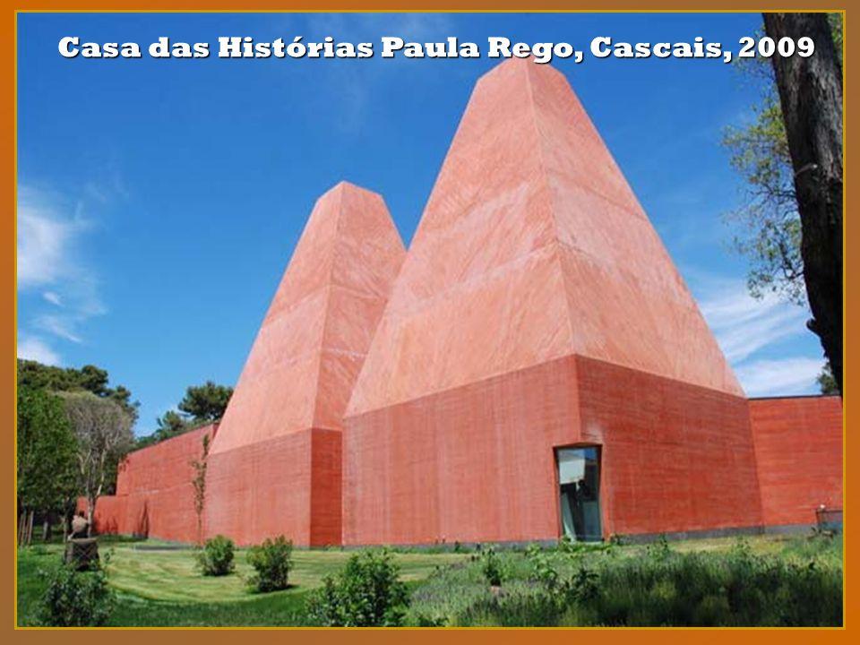 Casa das Histórias Paula Rego, Cascais, 2009