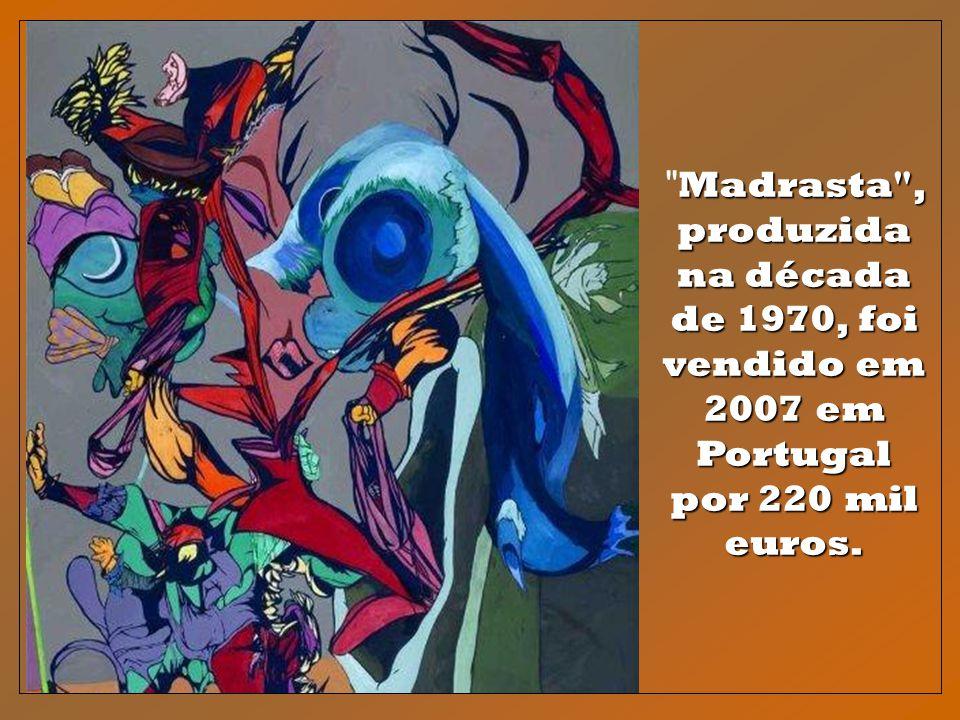 Madrasta , produzida na década de 1970, foi vendido em 2007 em Portugal por 220 mil euros.