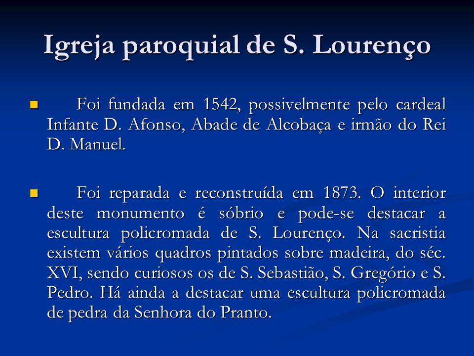 Igreja paroquial de S. Lourenço