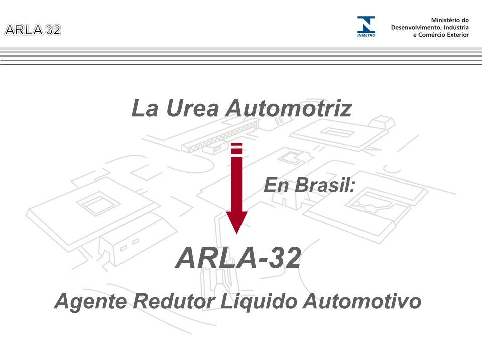 Agente Redutor Liquido Automotivo