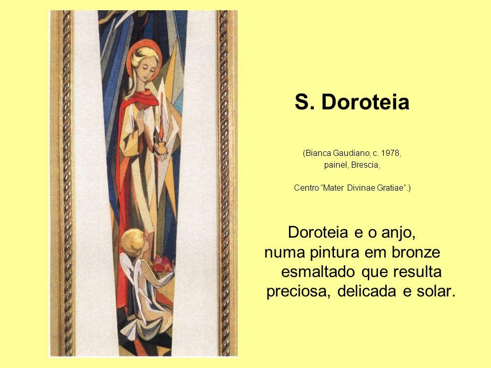 Centro Mater Divinae Gratiae .)