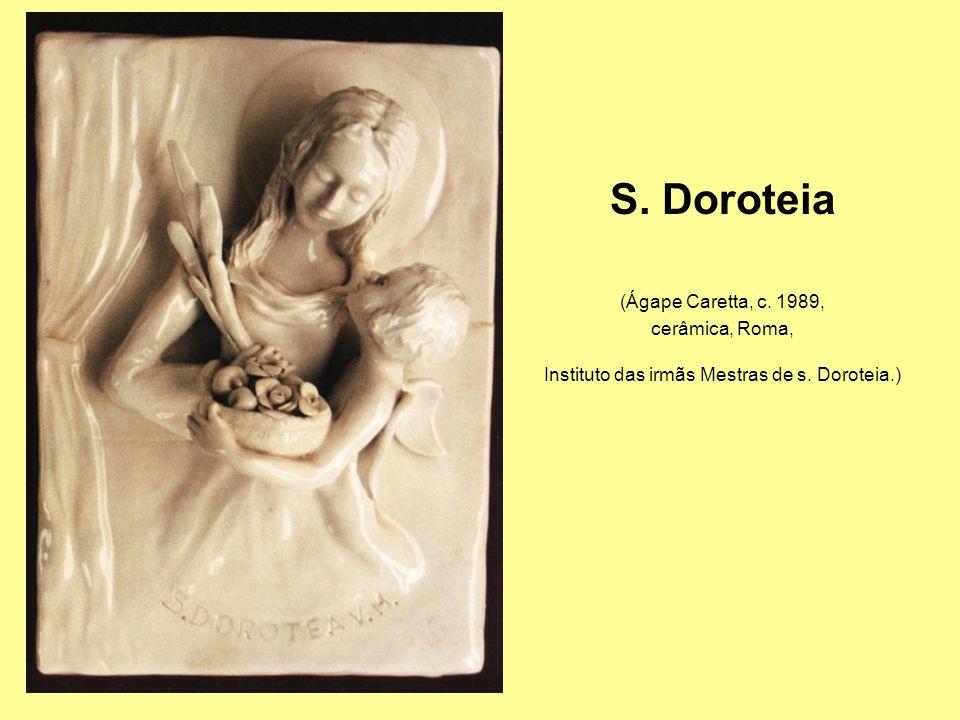 Instituto das irmãs Mestras de s. Doroteia.)