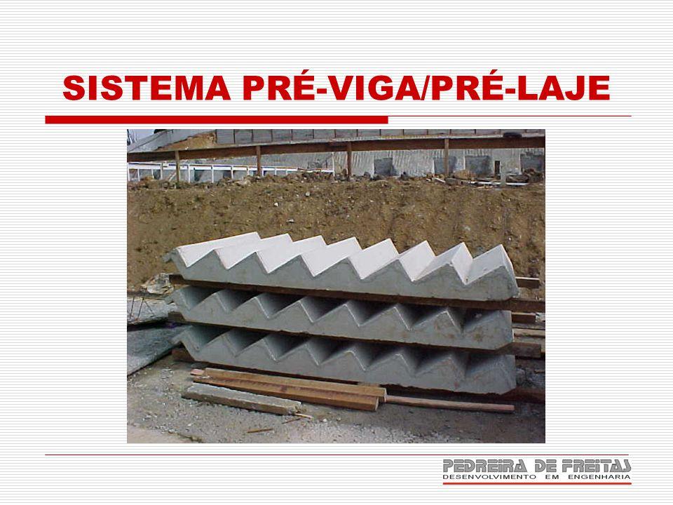 SISTEMA PRÉ-VIGA/PRÉ-LAJE