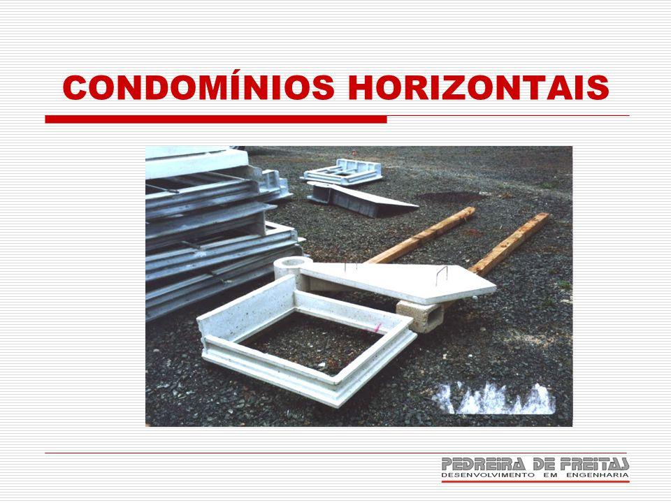 CONDOMÍNIOS HORIZONTAIS
