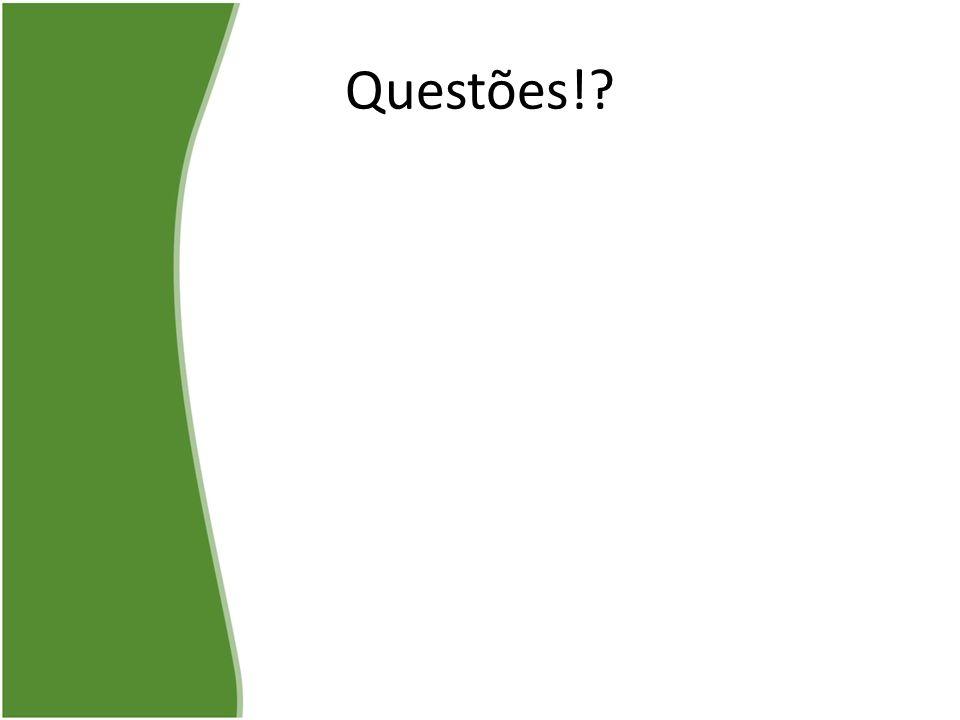 Questões!