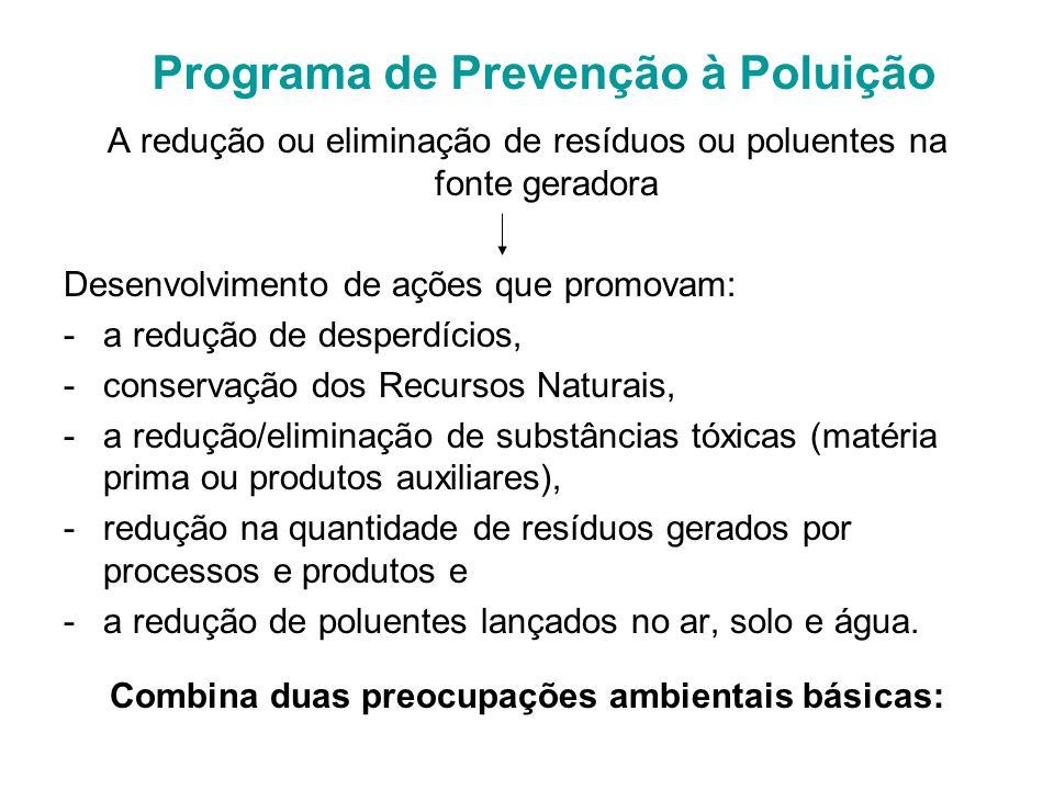 Programa de Prevenção à Poluição