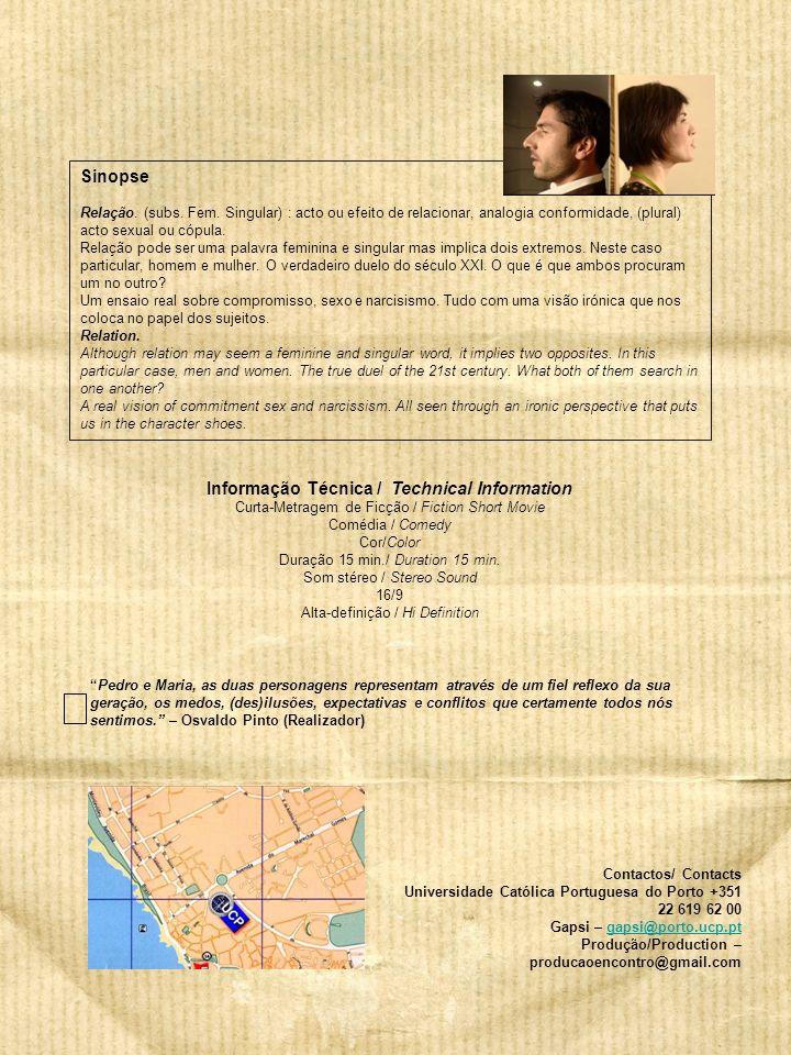 Informação Técnica / Technical Information