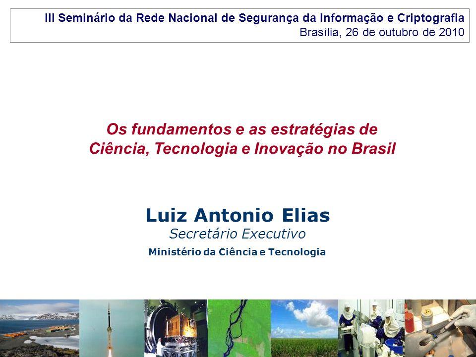 Luiz Antonio Elias Os fundamentos e as estratégias de