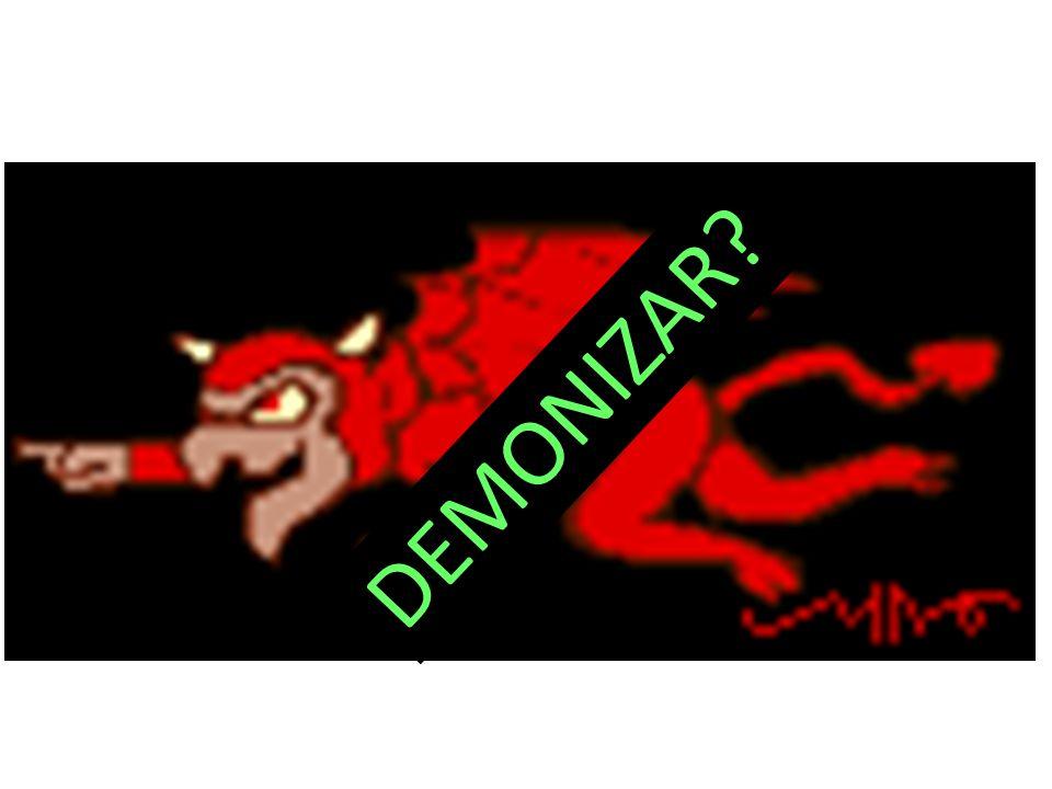 DEMONIZAR