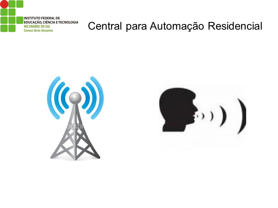 Central para Automação Residencial