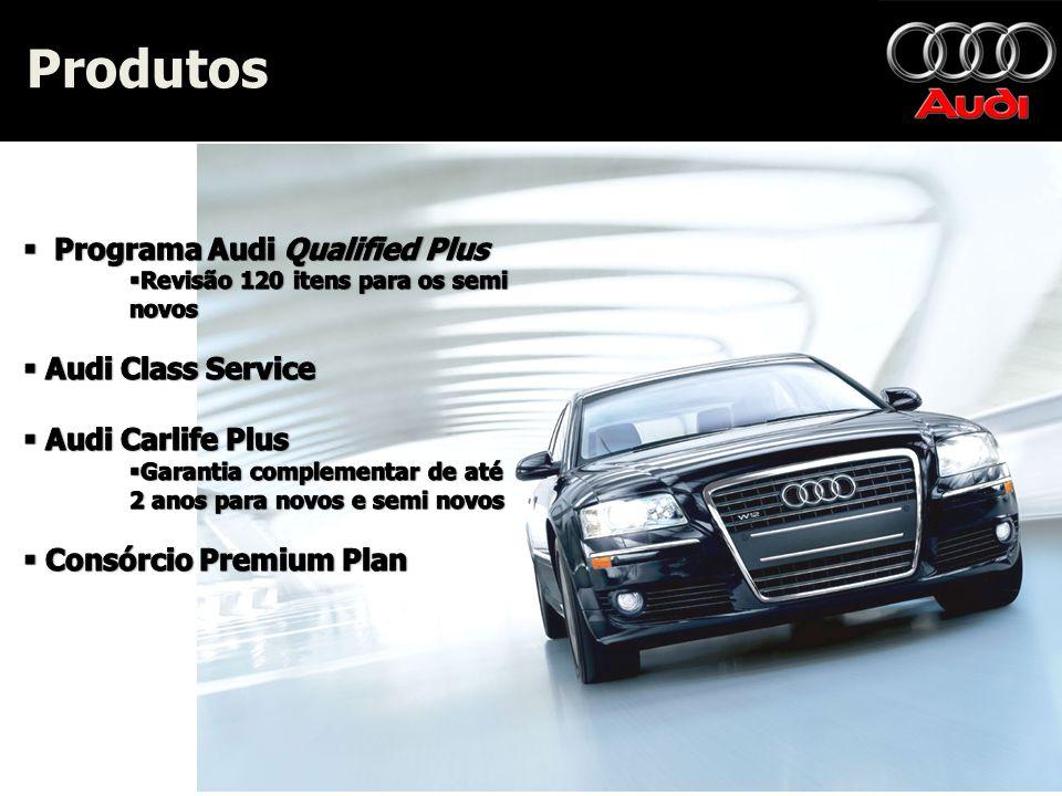 Produtos Programa Audi Qualified Plus Audi Class Service