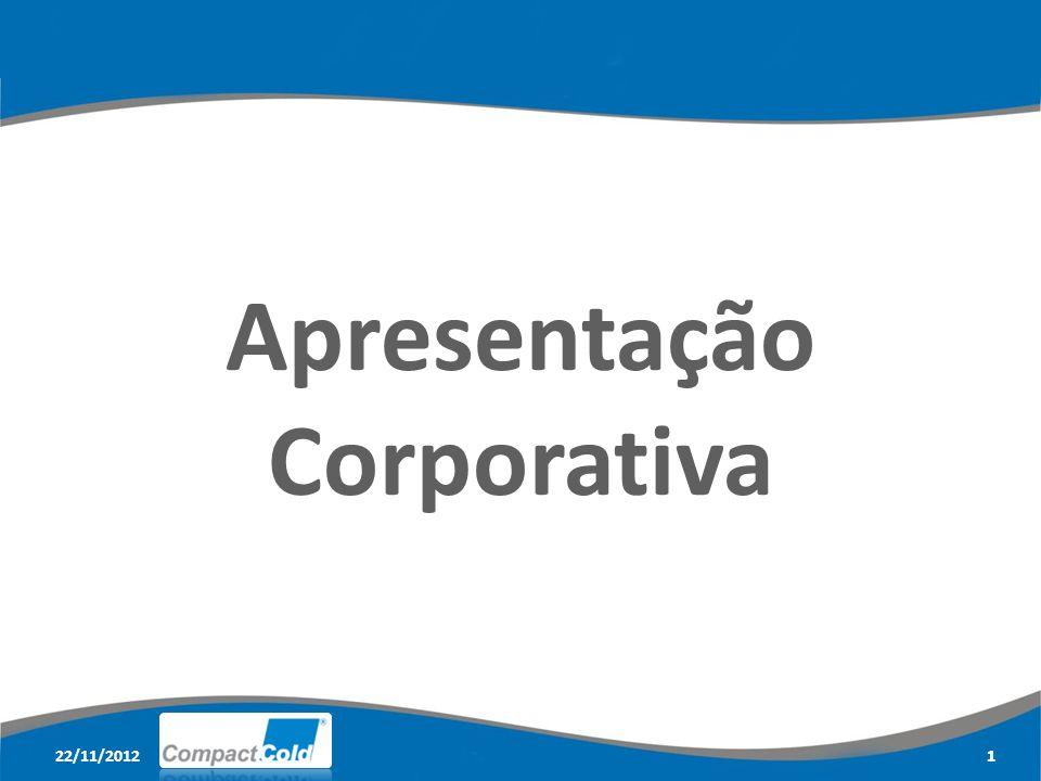 Apresentação Corporativa