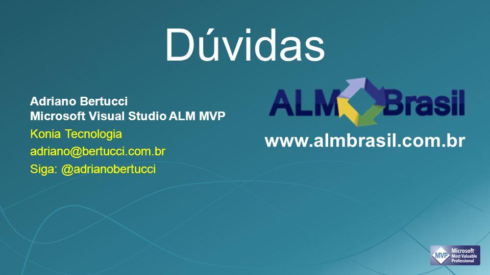 Dúvidas www.almbrasil.com.br