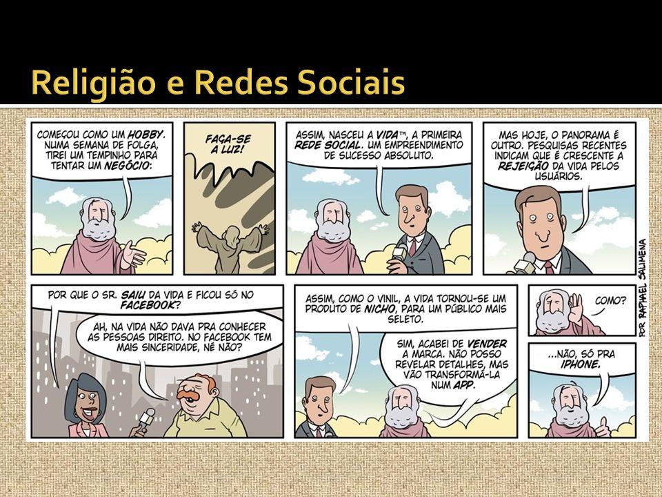 Religião e Redes Sociais