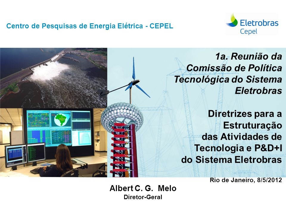 ELECTRIC ENERGY RESEARCH CENTER - CEPEL