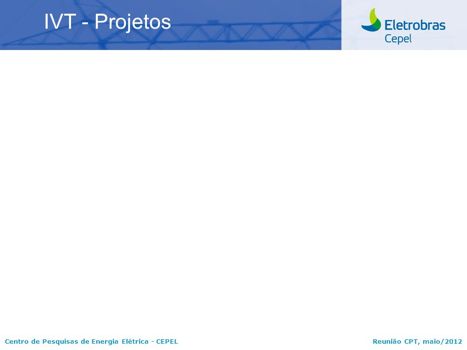 IVT - Projetos