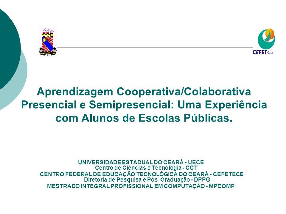 MESTRADO INTEGRAL PROFISSIONAL EM COMPUTAÇÃO - MPCOMP